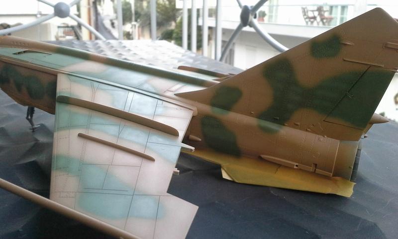 MiG-25RBF, ICM 1/48 20170526