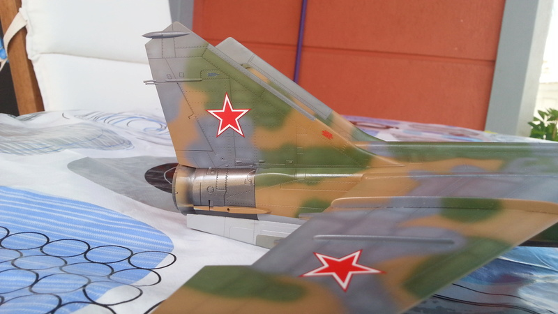 MiG-25RBF, ICM 1/48 20170610