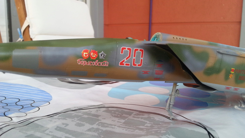 MiG-25RBF, ICM 1/48 20170613