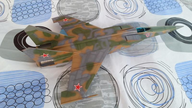 MiG-25RBF, ICM 1/48 20170614
