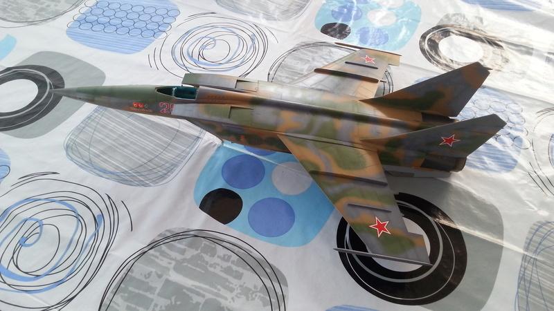 MiG-25RBF, ICM 1/48 20170615