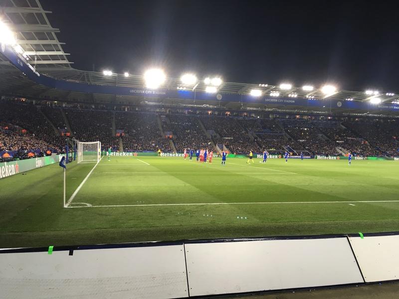 Cuartos de Champions: Leicester City Img_4310
