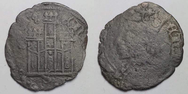 Cornado de Enrique III de Castilla 1390-1406 Sevilla. _camte26