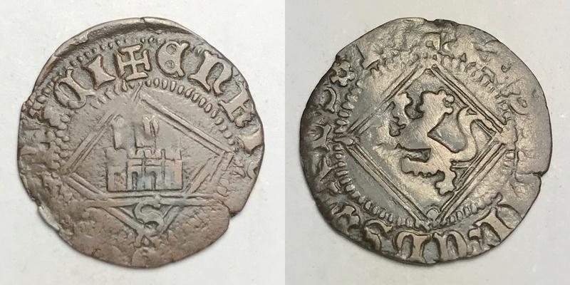 Del rombo? Enrique IV ceca de Sevilla. _camte29