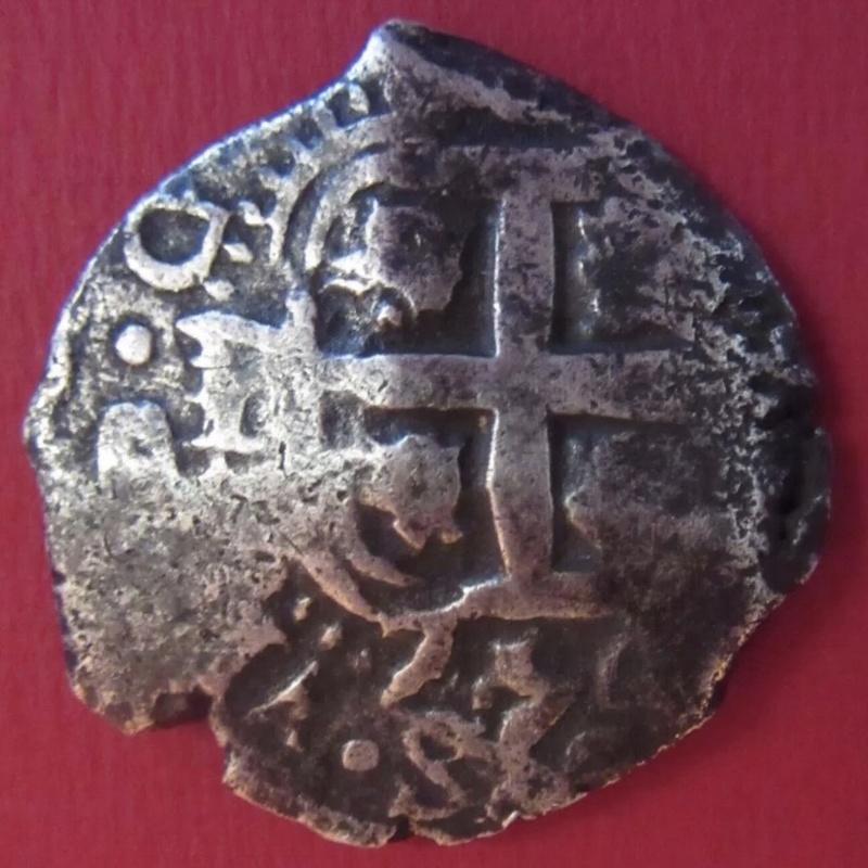 8 reales Macuquinos Fernando VI ceca de Potosi-1754- Img_2611