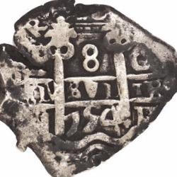 8 reales Macuquinos Fernando VI ceca de Potosi-1754- Img_2615