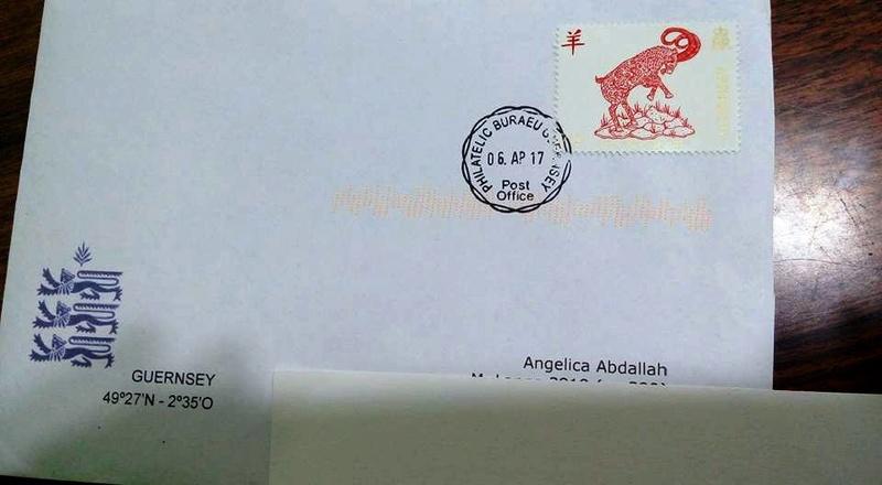 Intercambio Postalero - POSTCROSSING primaveral El Desván - Página 3 18033110