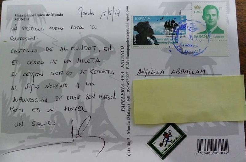 Intercambio Postalero - POSTCROSSING primaveral El Desván - Página 4 18922110