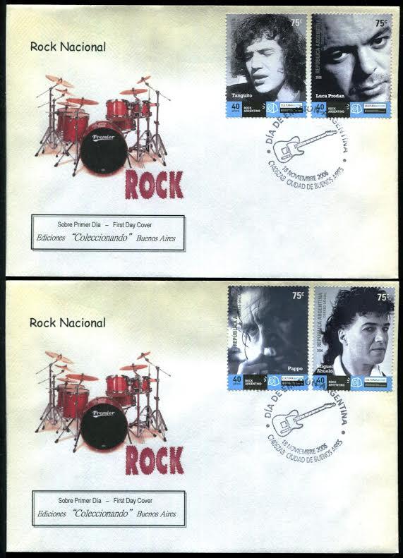 Compositores, artistas, música Rock10