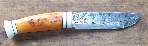 Curso de elaboración de cuchillos Nórdicos. Alfonso García-Oliva. (Iurde)  Joan_c10