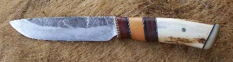 Curso de elaboración de cuchillos Nórdicos. Alfonso García-Oliva. (Iurde)  Norec10