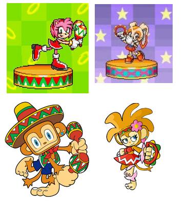Sonic et les clin d'oeil & coïncidence Amy_et10