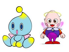 Sonic et les clin d'oeil & coïncidence Chao__10