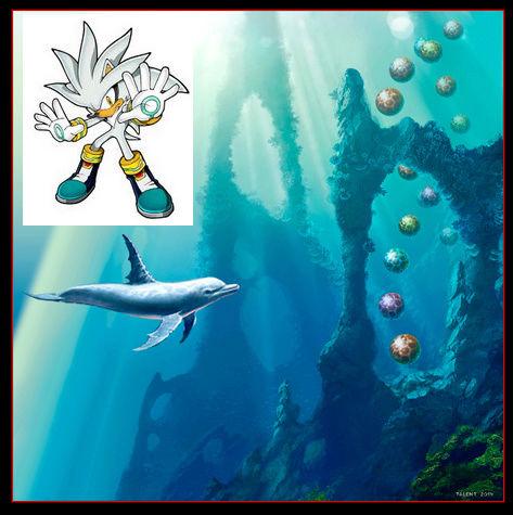 Sonic et les clin d'oeil & coïncidence Silver10