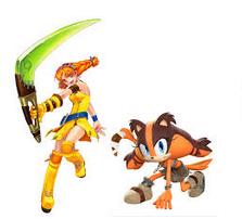 Sonic et les clin d'oeil & coïncidence Stick_10