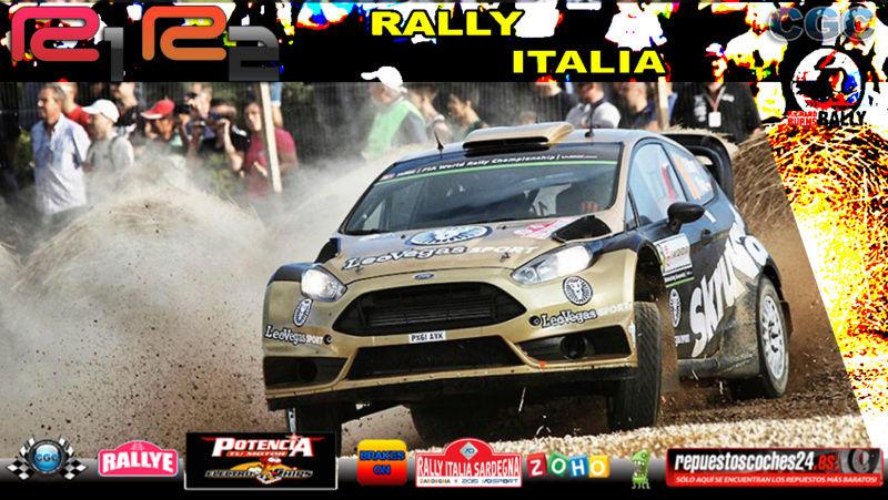 Roadbook Rally Italial R1 y R2 [#RBR] Rally11