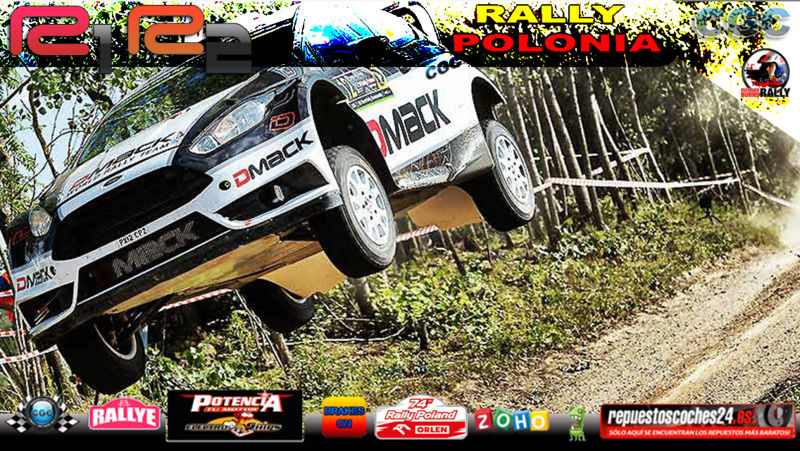 Roadbook Rally Polonia R1 y R2 [#RBR] Rally310