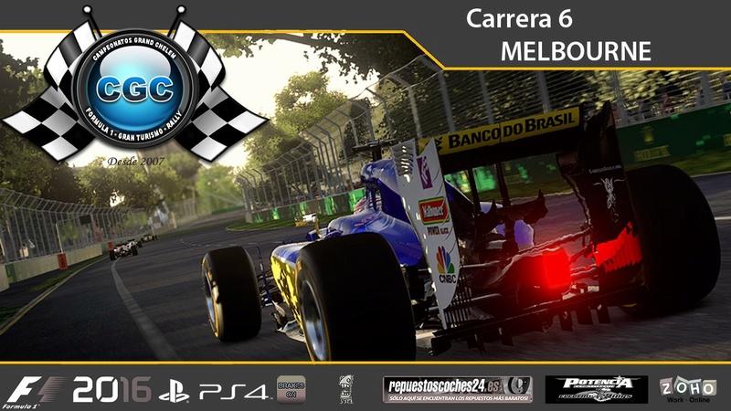 6ª Carrera, GP de Australia. Thumbn10