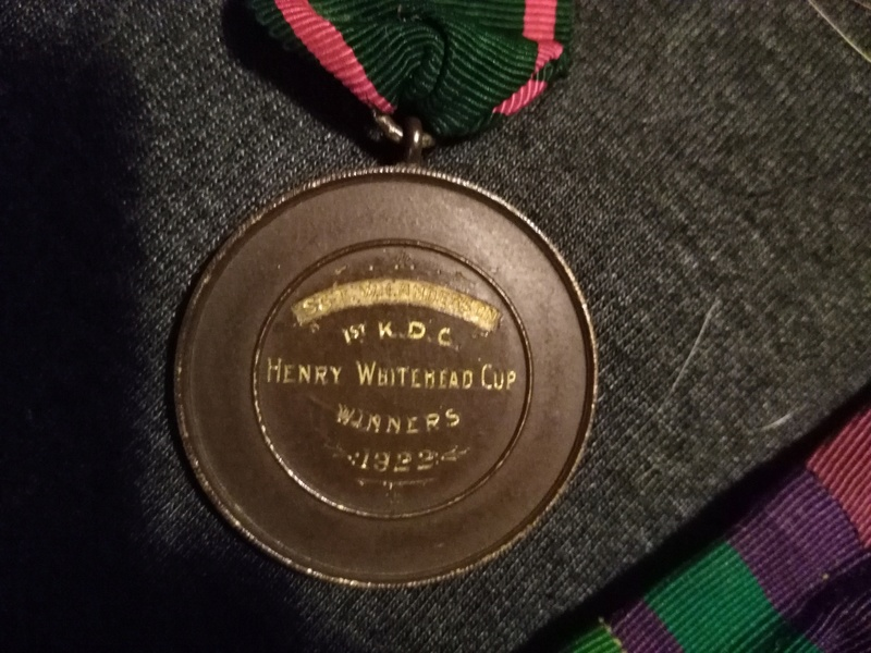 Medals and personal effects to W.O. Class II   W.H.Anderson-1st Dragoon Guards Img_2095