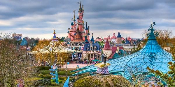 Disneyland Resort Paris Disney11