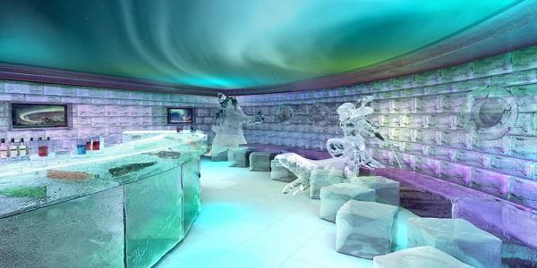 Absolut Stockholm Ice Bar Icebar10