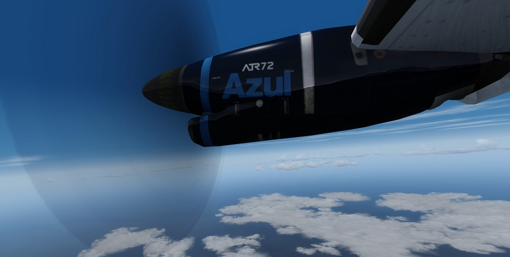 SBSG - SBFN Atr 72-600 Azul 2017-325