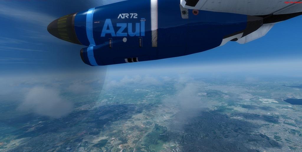 SBRJ - SBKP AT72 Azul 810