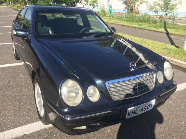 (VENDIDO): W210 E430 B4 2001 - blindada de fábrica - R$35.600,00 E430b411