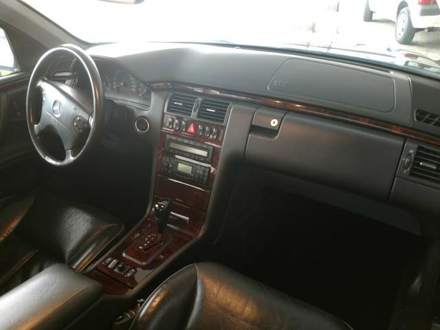 (VENDIDO): W210 E430 B4 2001 - blindada de fábrica - R$35.600,00 E430b412