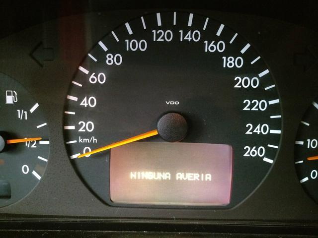 (VENDIDO): W210 E430 B4 2001 - blindada de fábrica - R$35.600,00 E430b413