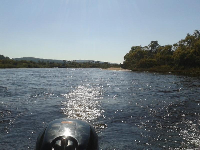 Сплав по реке Китой 20160912