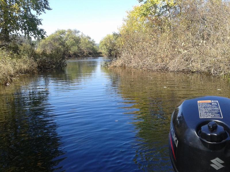 Сплав по реке Китой 20160920