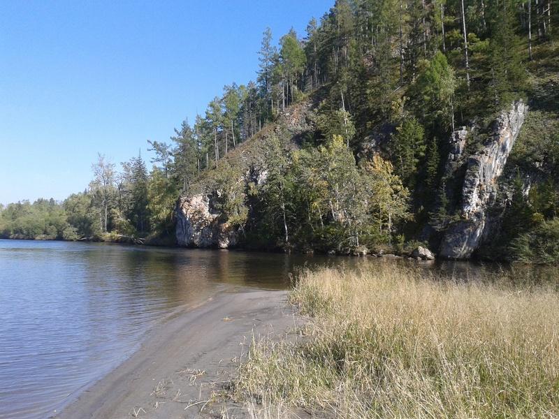 Сплав по реке Китой 20160922