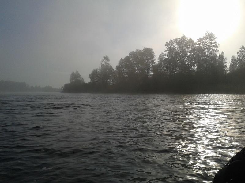 Сплав по реке Китой 20160925