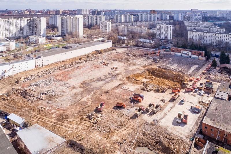 Строительство ЖК Нормандия - Страница 2 210