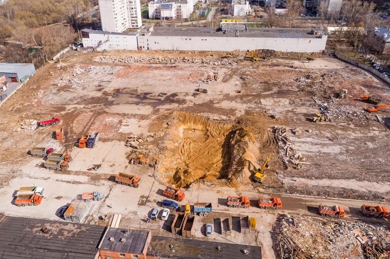 Строительство ЖК Нормандия - Страница 2 911