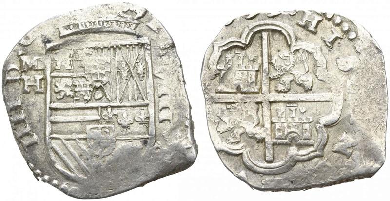 8 Reales de Felipe IV, Madrid. Año 1633 28469010