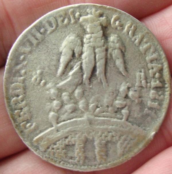 8 reales 1811. Tlalpujahua. Variante de estilo (plata fundida) Dsc04515