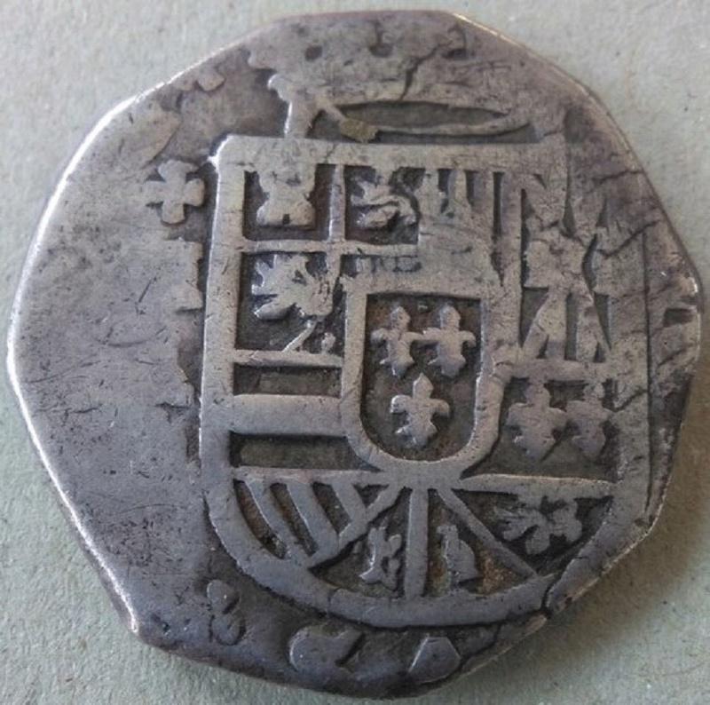 4 reales Felipe V ceca de Madrid, 1704. Img_2014