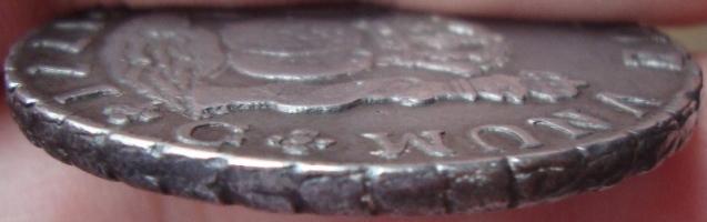 4 reales de 1770, Carlos III - Guatemala Vh81na10