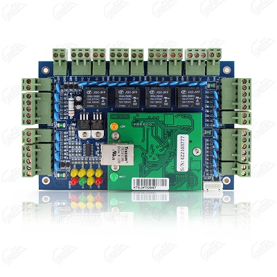 Acess control board (ACB-004)TCP/IP system 20150410