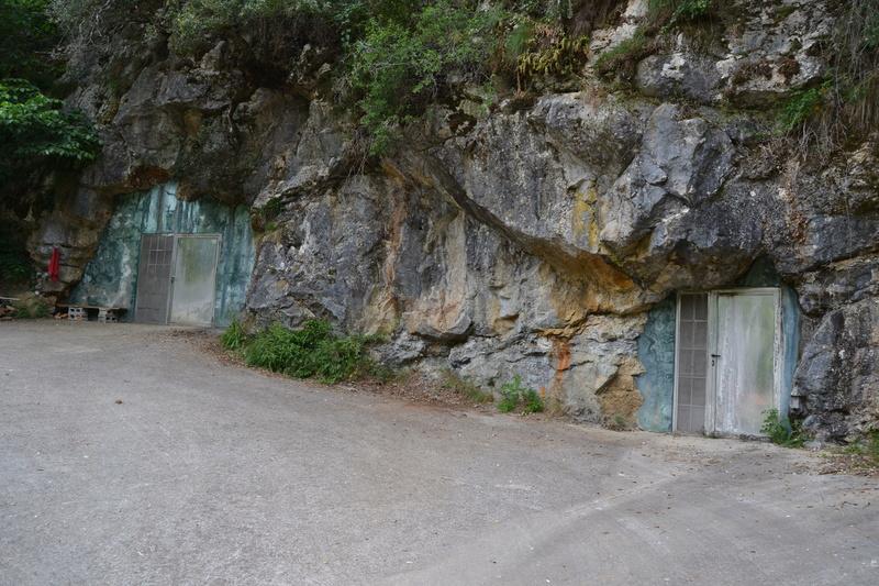 Mina Ninón (mina La Sierre o Santa Amelia). Cabrales Dsc_3412