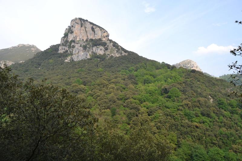 Mina Ninón (mina La Sierre o Santa Amelia). Cabrales Dsc_3517