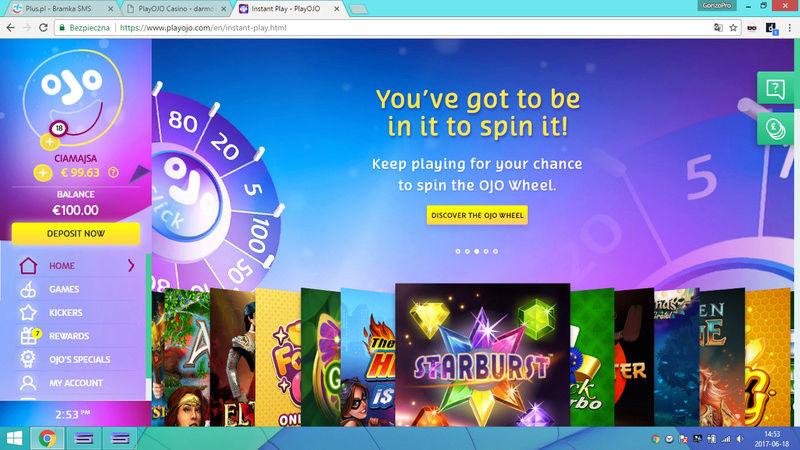 PlayOJO Casino - darmowe promocje - Page 2 Lola10