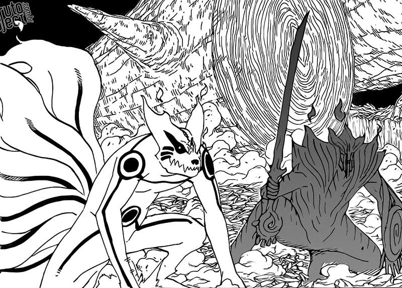 Uchiha Sasuke vs Pain Susano20