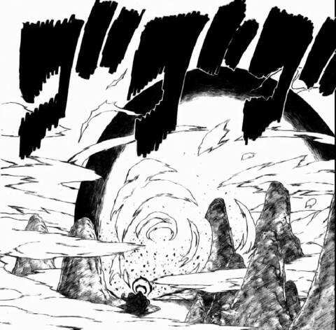 Mokujin vs Hachibi Bd_las10
