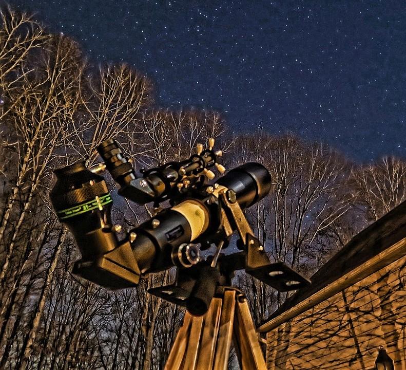 Звёздное небо и космос в картинках - Страница 21 Telesc10