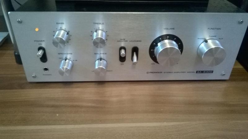Pioneer SA 500A Pionee10