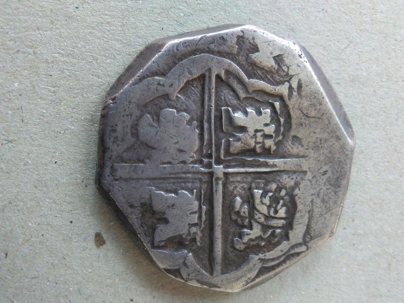 4 reales Felipe V ceca de Madrid, 1704. Img_2053