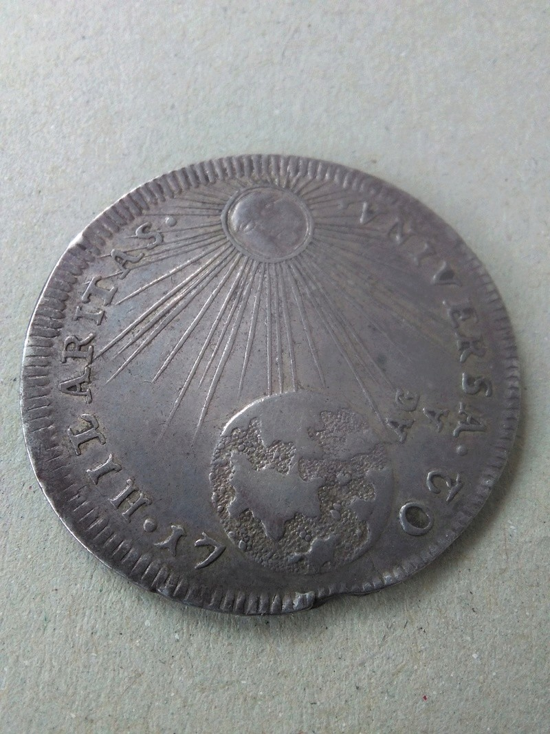 1/2 ducado de 1702, Nápoles, de Felipe V Img_2057